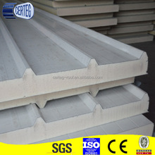 panel roof/aluminium composite panel roof/insulated aluminum roof panels