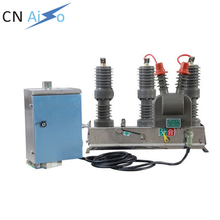 AISO Electric Branded ZW32 12KV Types Of Electrical Motorized Circuit Breaker