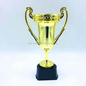 Cheap Plastic Trophy Cups For Award Trophy