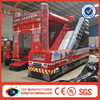 Factory price 4 in 1 cheap inflatable fire truck slide