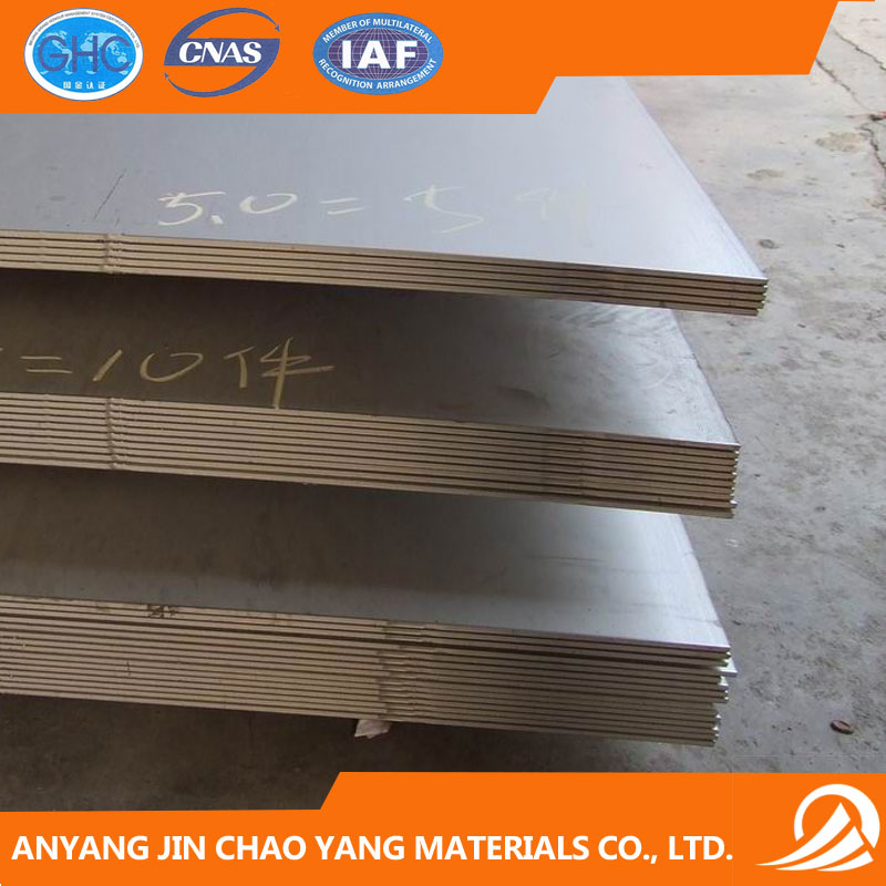 Q390C Low alloy high strength steel plate for mechanical engineering