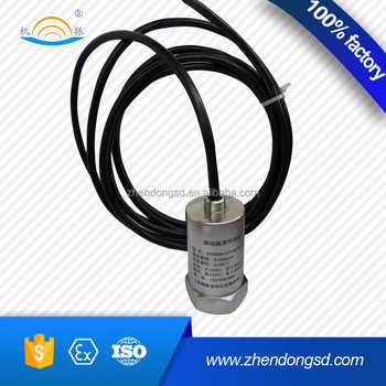 YD9230 4-20mA pt100 Integrated vibration temperature transmitter