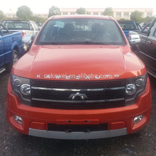 4x4 double cabin gasoline pickup K150 for sale