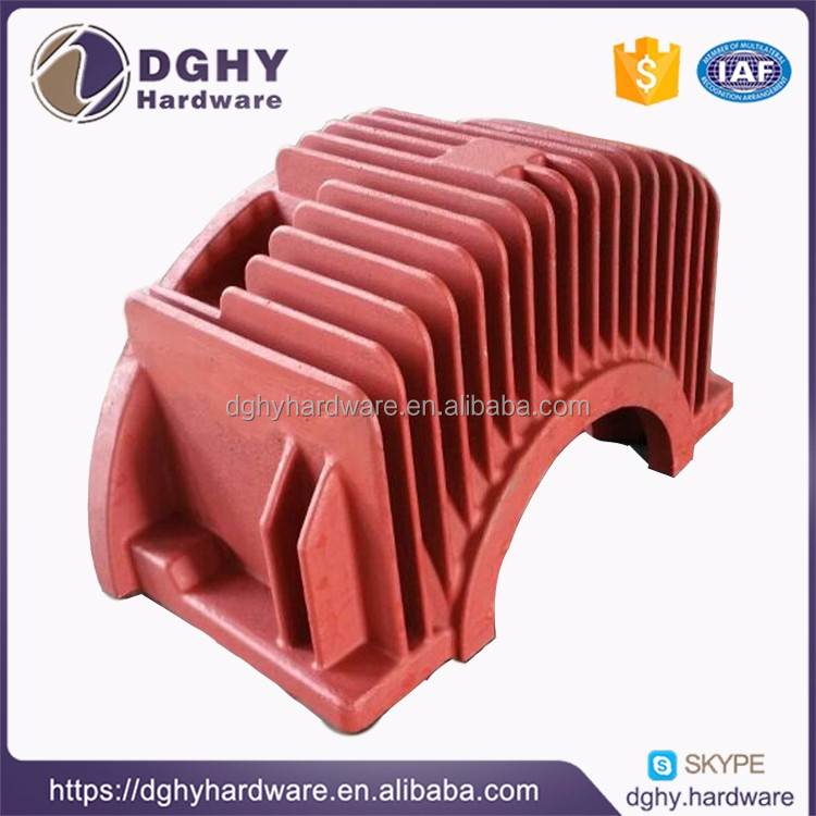 Alibaba super casting supplier iron sand cast products die casting technology