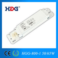 65watt magnetic ballast for fluorescent lamp 220v-240v volt