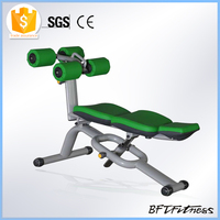 high quality gym body building equipment Total Crunch,body building
