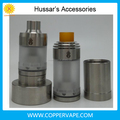 Top quality hussar Accessories in stock Now Top cap for 510 drip tip Micro Tank Set