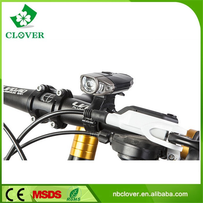Factory lowest price 4 models mountain CREE LED bicycle light /bike headlight with 300 lumens