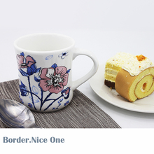 Decorative Hand Painting Ceramic Mug Souvenirs No Lid