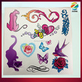 tattoo sticker body temporary tattoo sticker