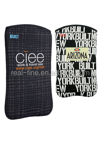 Neoprene Personalized Sleeves for apple tablet laptop bags