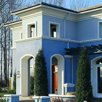 Exterior Surface Enamel Latex Paint