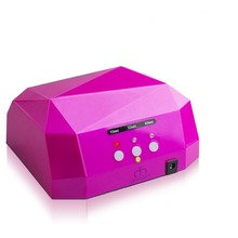 LED UV sun led 36W Sun nail lamp SUN uv led nail lamp for gel dryer Portable Led Uv Gel Curing Light Nail Dryer 48w