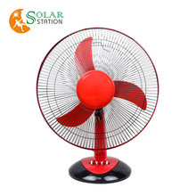 High quality energy saving portable with solar battery powered electrical fan