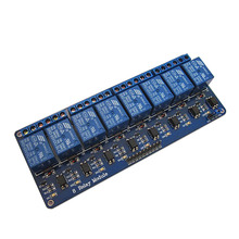 5V Eight 8 Channel Relay Module 8 Relay Board with Optocoupler