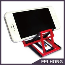 Promotion Handphone Accessories Colorful Nylon Cell Phone Holder Stand for All Mobile