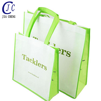 Print custom color non woven t-shirt bag pp non-woven fabric for packaging