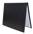 Wholesale Price Leather Certificate File Folder,Award/Diploma A4 Folder with PU Cover