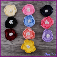 tissue fabric flower, making fabric flower for sale