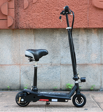 24V battery powered motor scooter folding adult scooter electric scooters powerful