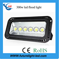 High power 300 watt ip65 outdoor led flood light