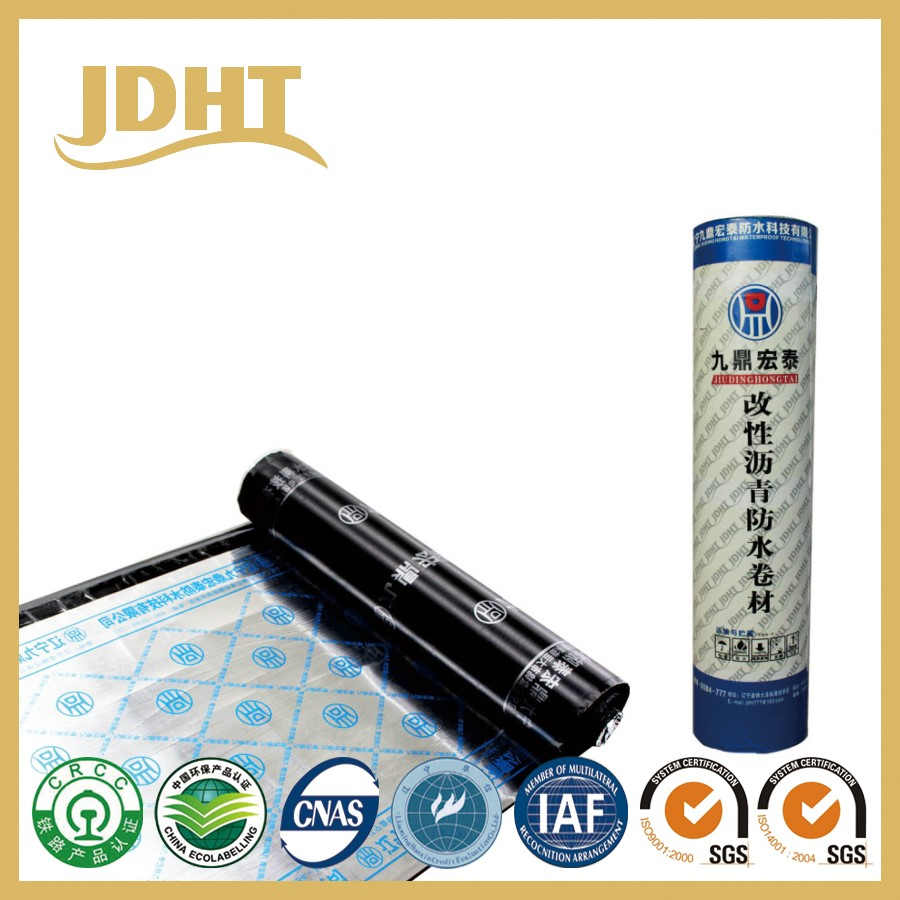 AN0013 Modified bitumen JD-211 SBS modified bitumen waterproofing membrane sheet