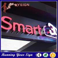 factory price outdoor Epoxy letter resin import request letter