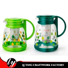 Colorful Tableware Commercial Household Design Tea Pot