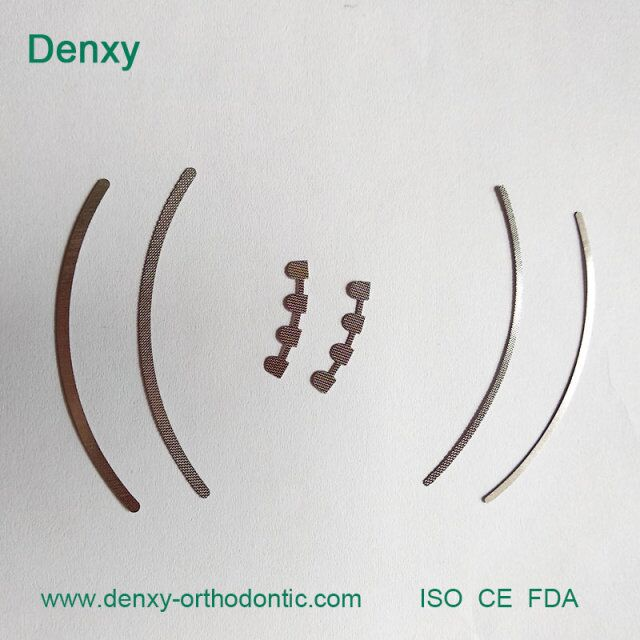 Denxy Dental Material Orthodontic Product Lingual Retainer Bonding Splints