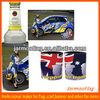 UK flag printed neoprene stubby beer cooler