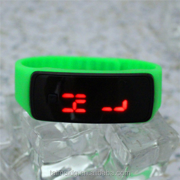 China suppliers led watch slim