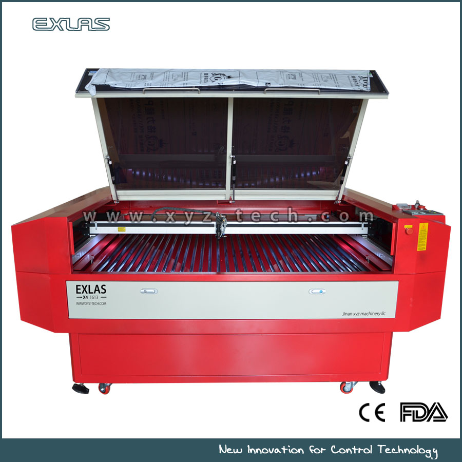 Acrylic MDF <strong>Laser</strong> Cutting & Engraving Machine EXLAS-1613