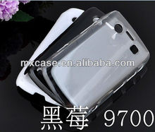 Factory price!! Blank PC hard case for Blackberry 9700