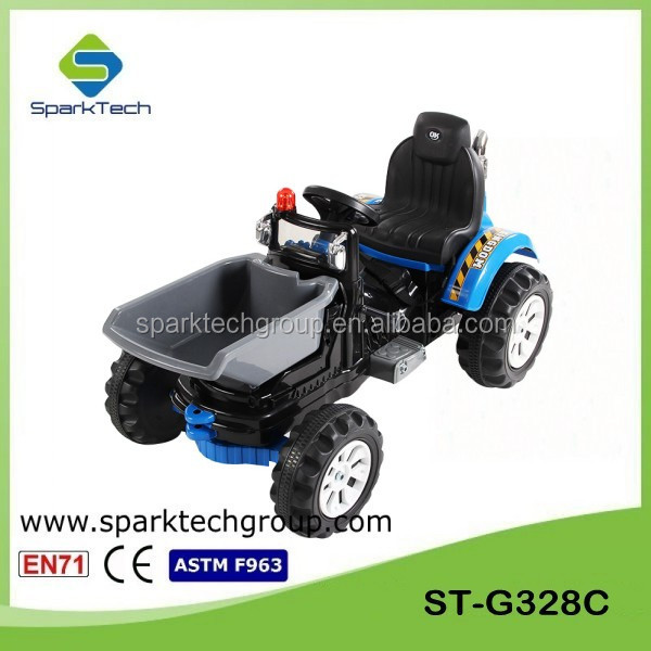 ST-G328C Pedal Tractor, Plastic Pedal Cars For Kids, Pedal Cars For Kids India