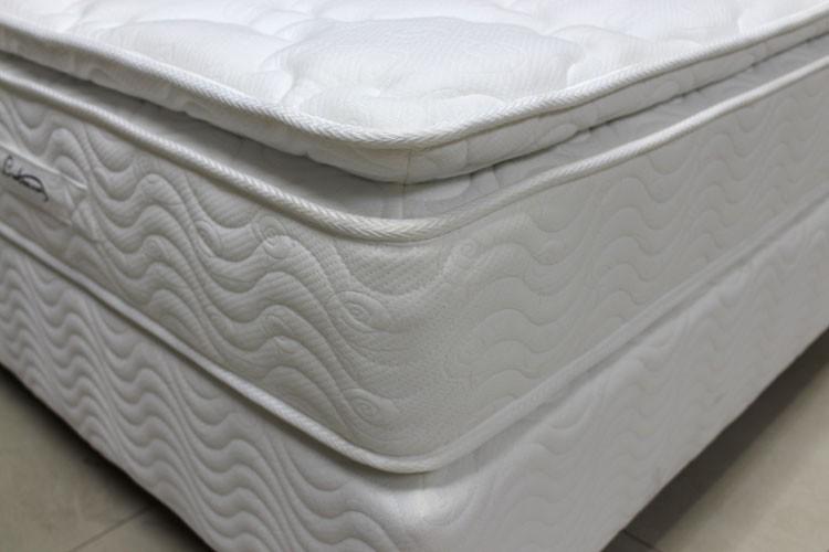 comprim king size oreiller top h tel 5 toiles poche printemps matelas matelas id de produit. Black Bedroom Furniture Sets. Home Design Ideas