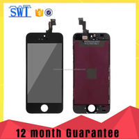 China manufacturer price mobile phone spare parts lcd touch screen assembly for Apple iPhone 5S