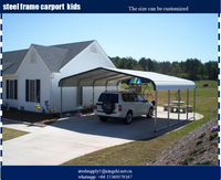 Low cost carport garage kits for sale