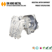 china oem die casting parts generator spare parts casting foundry