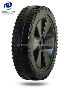 8 inch blow molded wheels for bbq grill