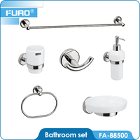 FUAO Stainless Steel Railing Accessories for Stair Railing Bracket