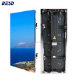 DJ used High quality P3.91 P4.81 P6.25 SMD indoor/outdoor curved LED video wall panel Rental for Back stage pantalla led