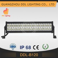 wholesale High quality 120w led light bar,led light bar fire truck,car,4x4 Accessory UTV