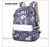 Good Quality Canvas Leather Handbags Made in London Mens Travel Mountain Climbing Bags and Backpack