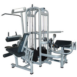 Proffesional Gym equipmentGym equipment 4-Jungle Machine RF05/multi gym equipment/gym equipment names/exercise machine
