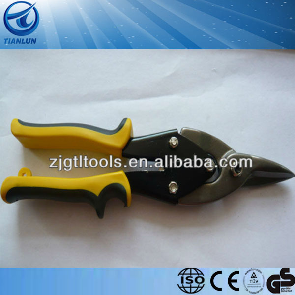 High leverage aviation snips