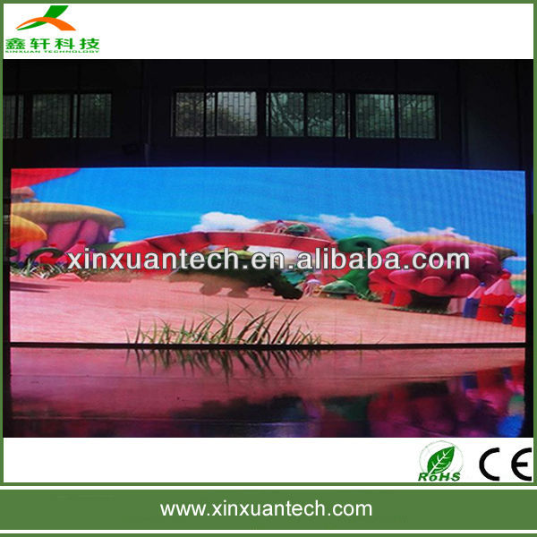 best quality p10 indoor/outdoor full color led display screen
