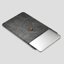 Felt Carrying Case Bag / Laptop Notebook Sleeve Bag Computer Case For Macbook Air Pro