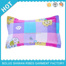 Adorable soft 100% cotton baby pillows, infant pillow, wedge pillow