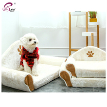 New products cheap luxury cotton soft fabric dog house