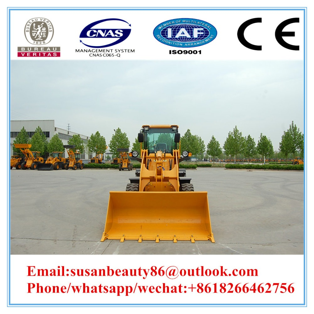 Best quality construction equipments 669C wheel loader for sale